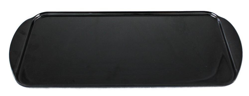 Voyager Service Tray, Black