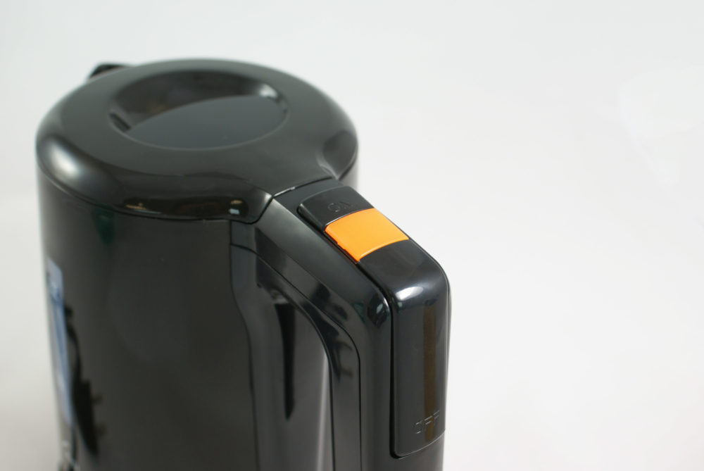 Kettle DUCHESSE 0.8 L Black