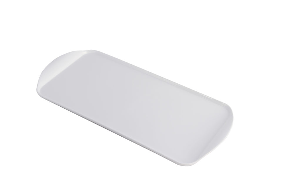 Voyager Service Tray, White